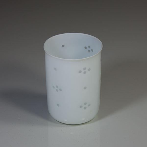 白山陶器ほたる星華湯呑