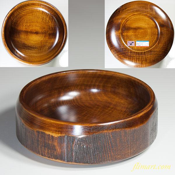 四国彫菓子器W3973