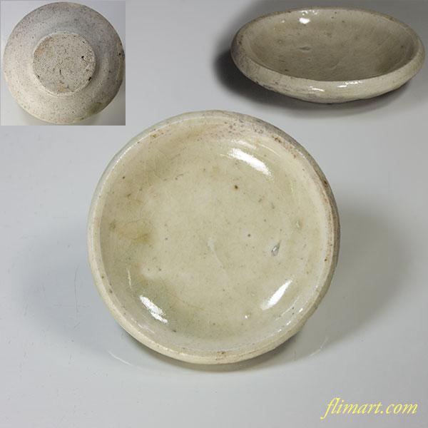 古瀬戸風豆皿