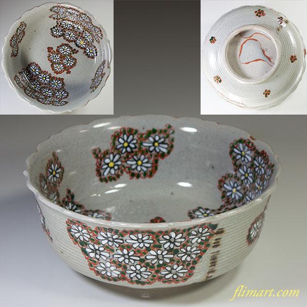 犬山菓子鉢W4002
