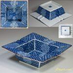 三洋陶器龍峰窯灰皿