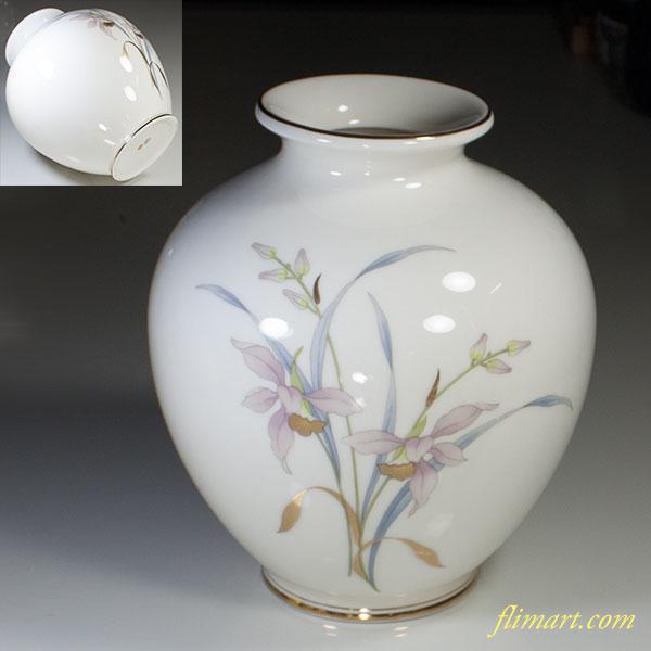 保谷謹製蘭花瓶