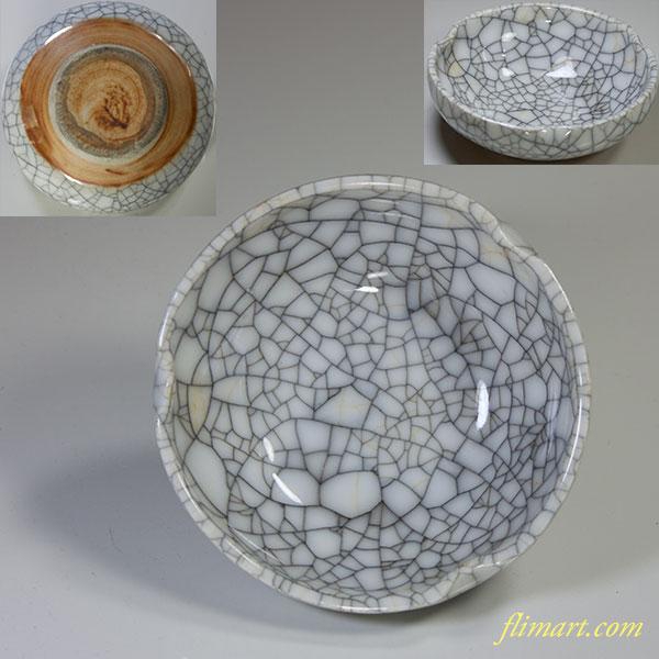 墨貫入豆鉢W4273
