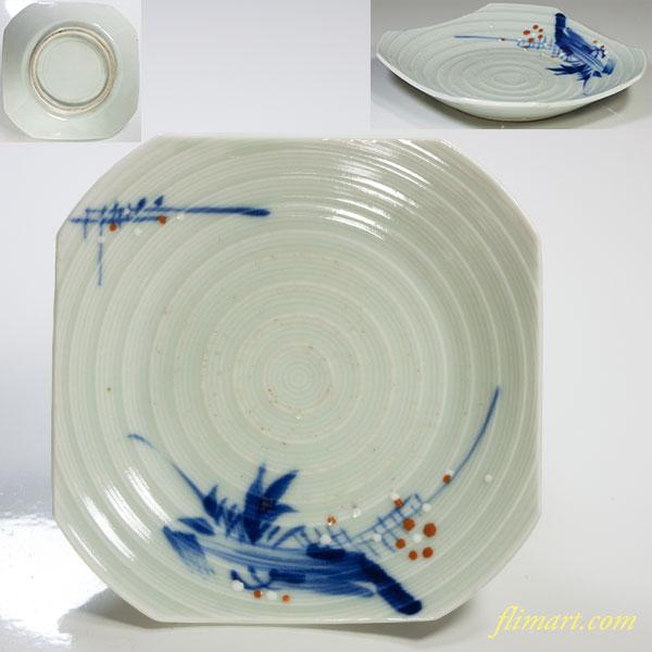 角小皿W4264