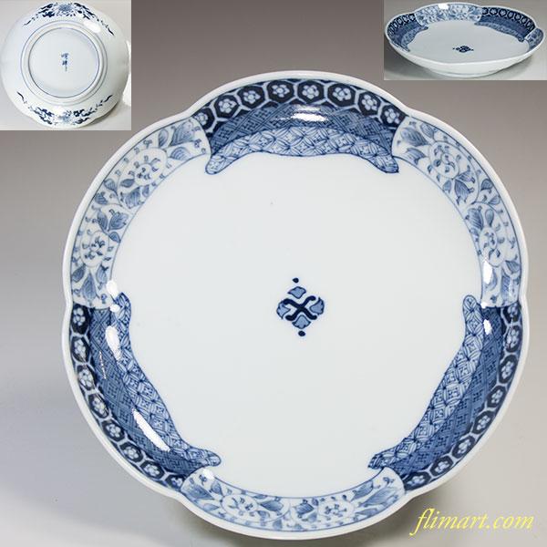 晴峰六寸皿W4265