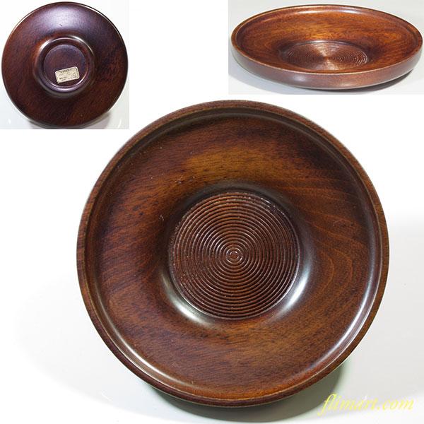 木製茶托W4339