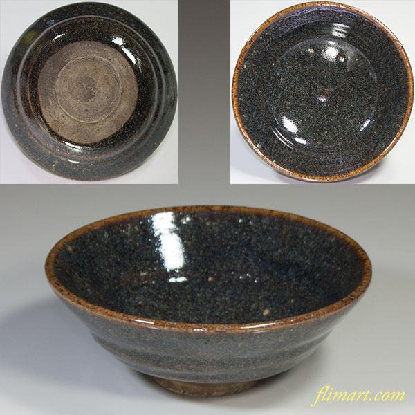 抹茶碗W4723