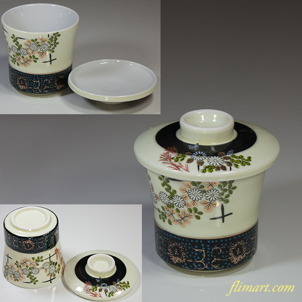 茶碗蒸五客セットW4395