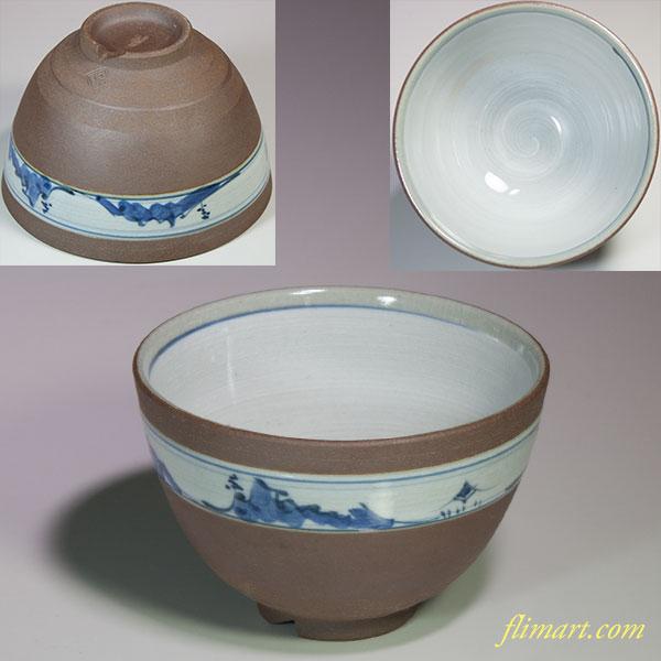 茶碗W4588