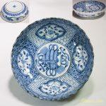三洋陶器龍峯膾皿