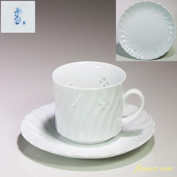 有田焼蛍碗皿W4675