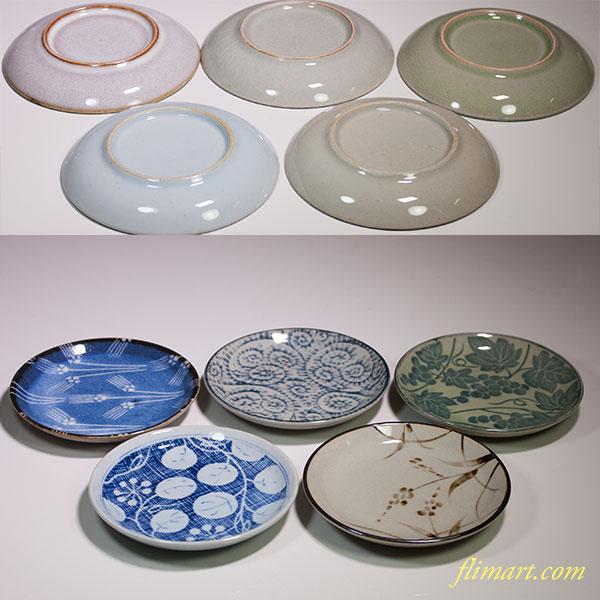 豆皿W4570