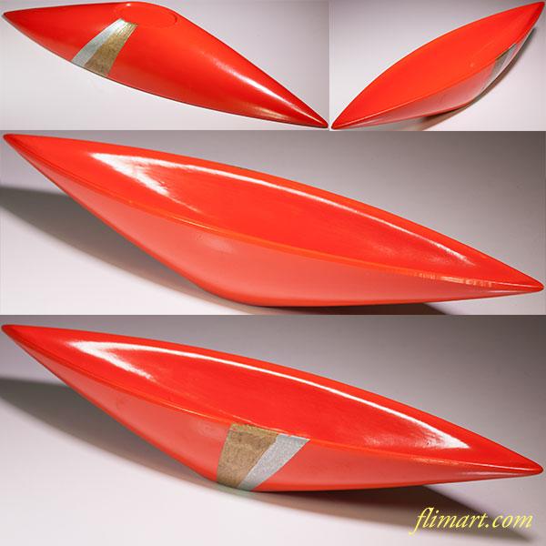 舟型花器W4586