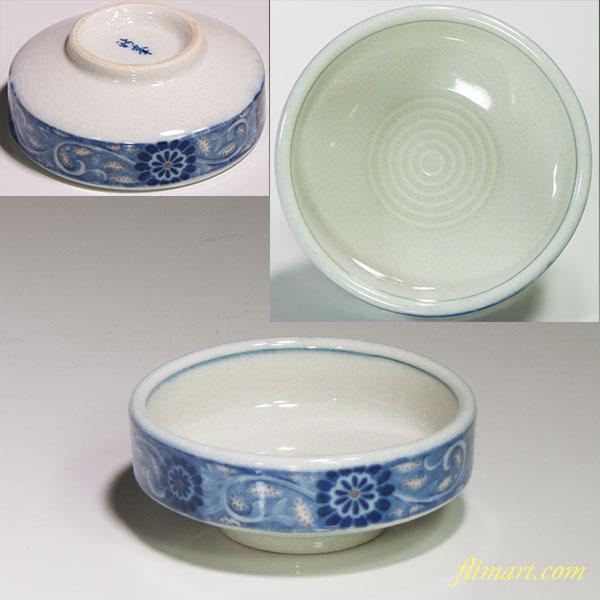 醤油皿豆皿W4781
