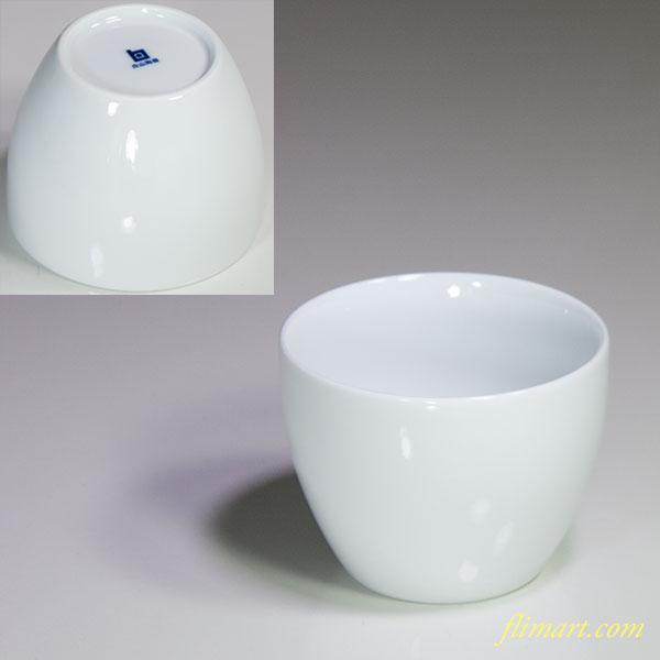 白山陶器湯呑W4693