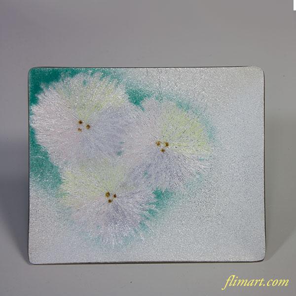 七宝焼銘々皿W4706