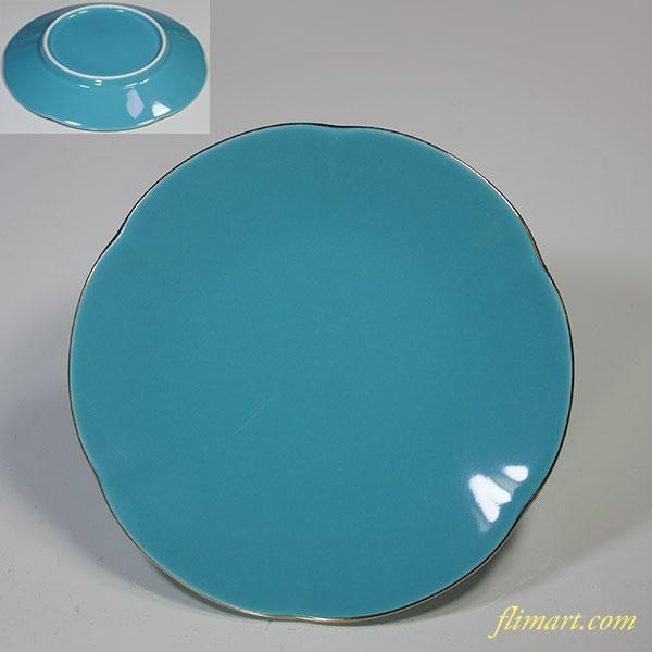 弥生窯小皿W4787