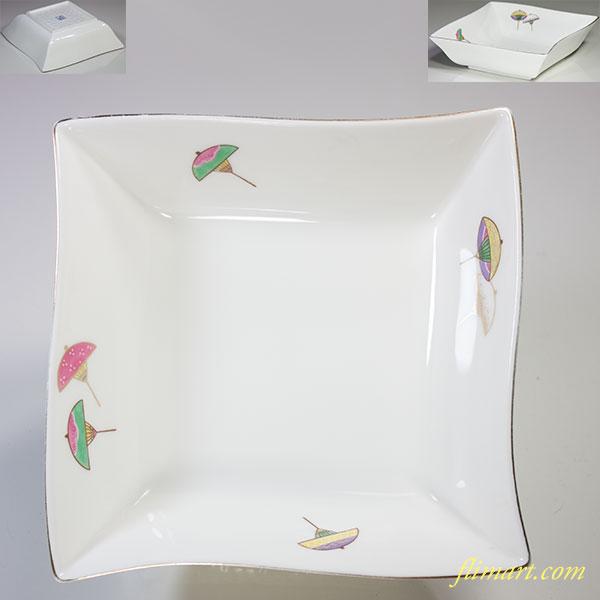 大吉窯角鉢W4790