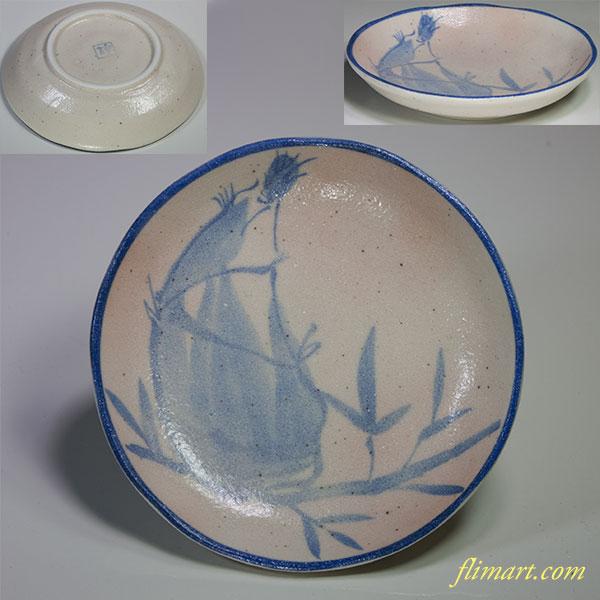 たち吉筍小皿