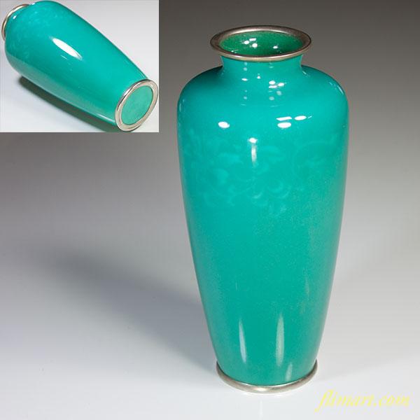 七宝花瓶W4812