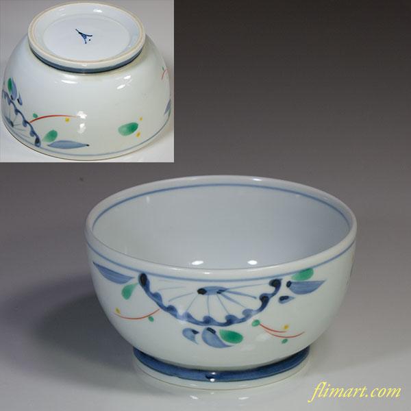 蔵珍窯小鉢W4829