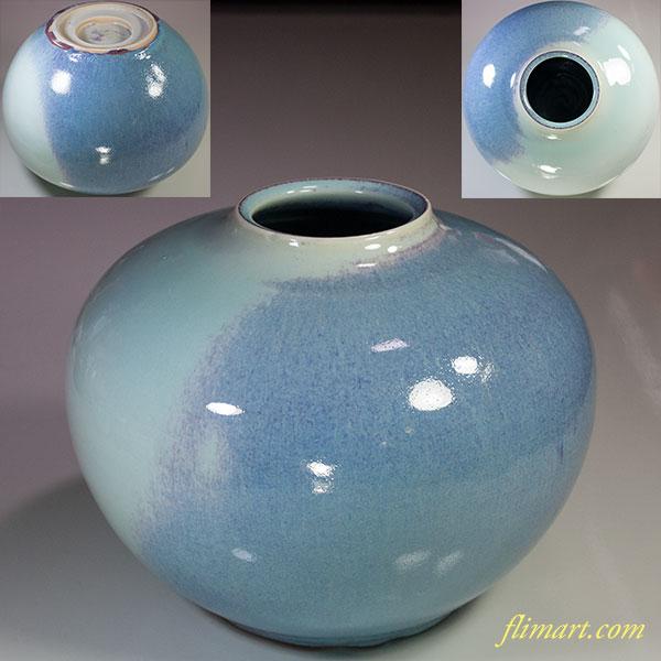 秘色窯花瓶