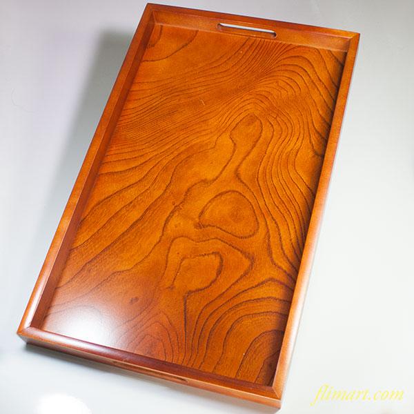 木製長盆W4979