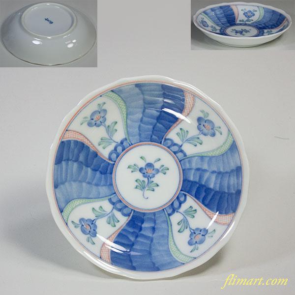 和光園小皿W5190