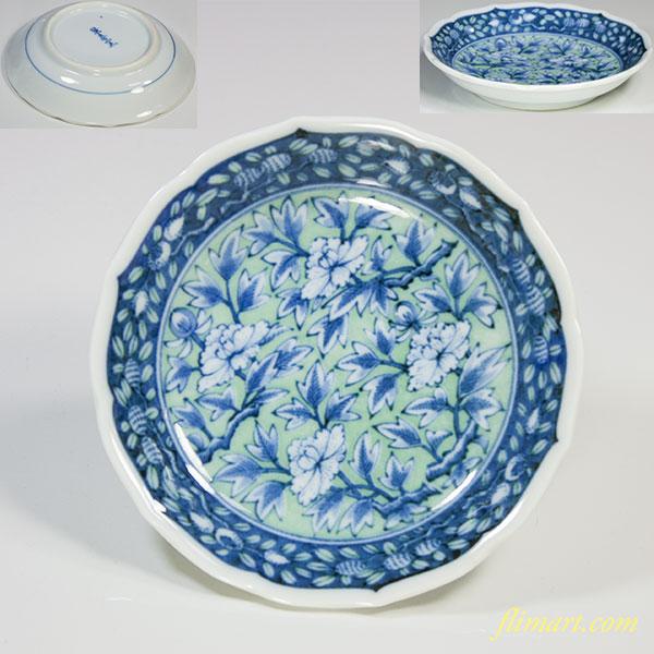 景春窯小皿W5174