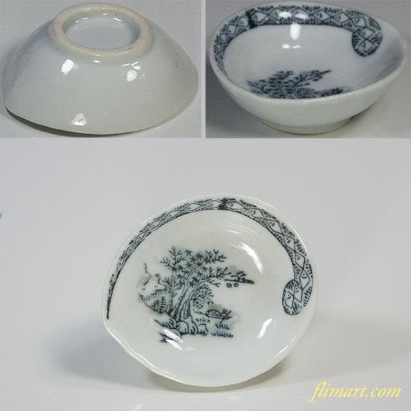 豆皿W5225