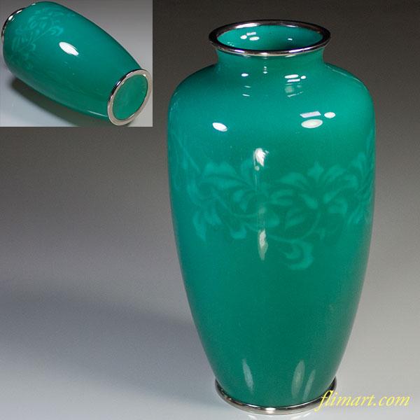 七宝花瓶W5257