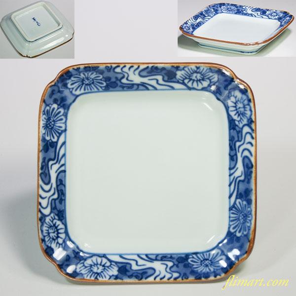 其泉窯豆皿W5267