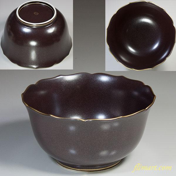 たち吉幽玄菓子鉢