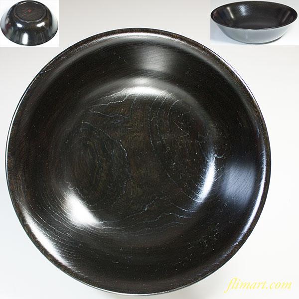 工房やまと栓の木菓子鉢