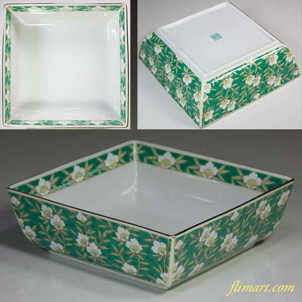 明宝窯角鉢W5370