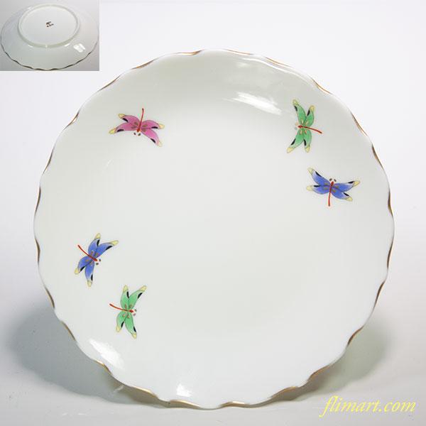 香蘭社蜻蛉小皿W5470