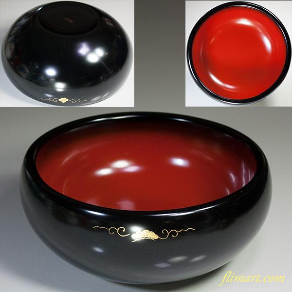 和田瑾斎菓子鉢W5460