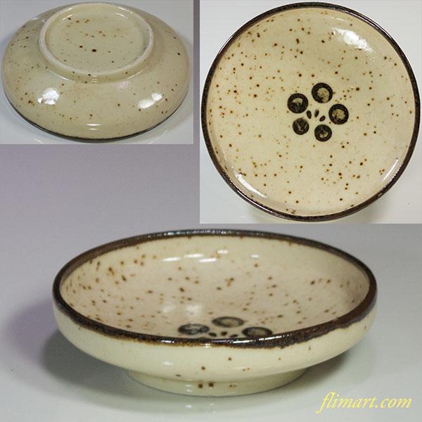 梅紋小皿W5546