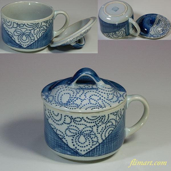 蓋付茶碗蒸しW5504