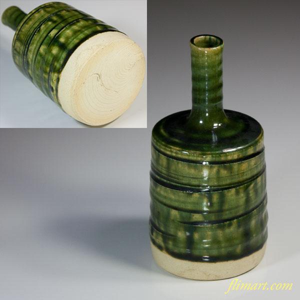 織部花瓶W5558