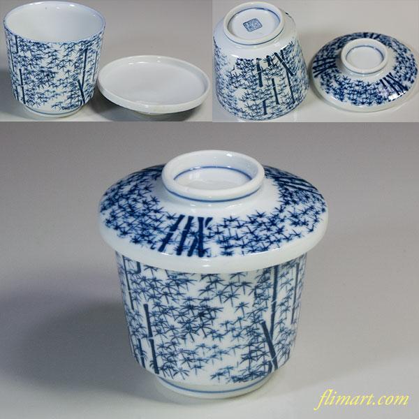 川吉陶園茶碗蒸し
