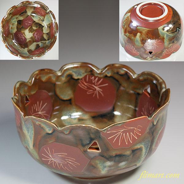 菓子鉢W973