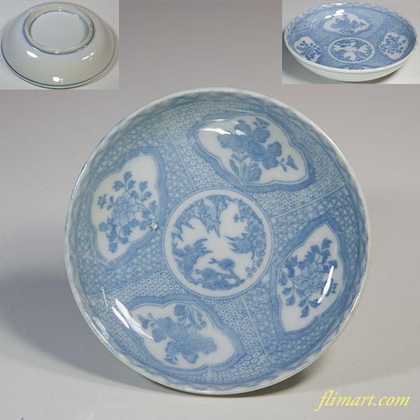 印判手小皿W7000