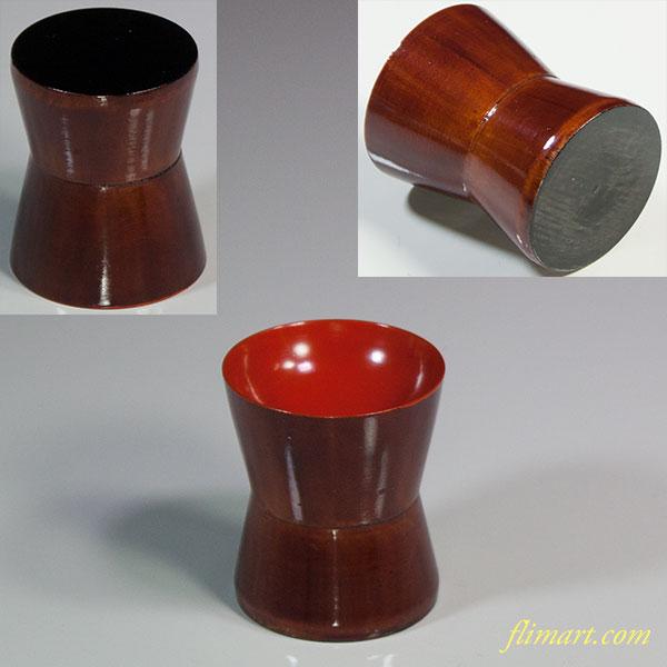 木製漆器ひえつき盃