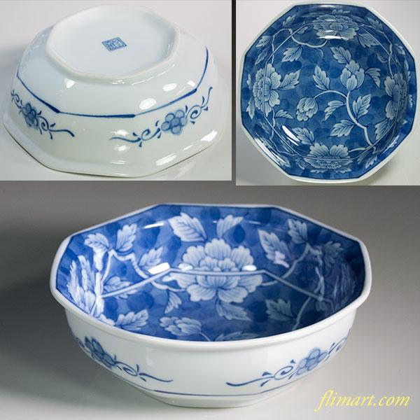 聖窯八角鉢