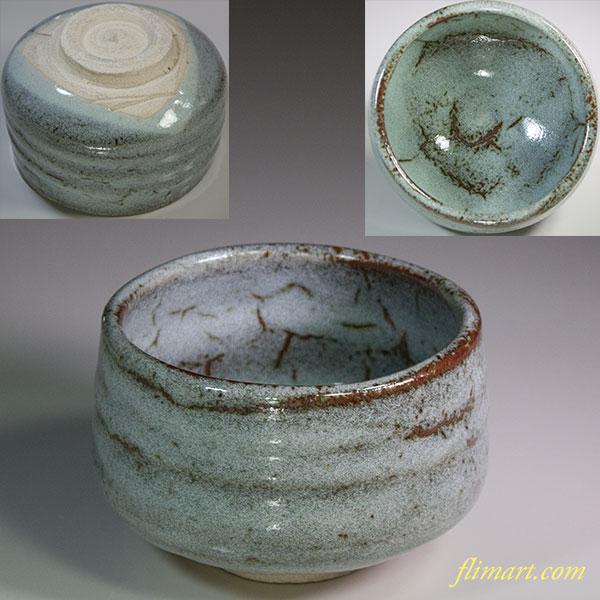 抹茶碗W5916