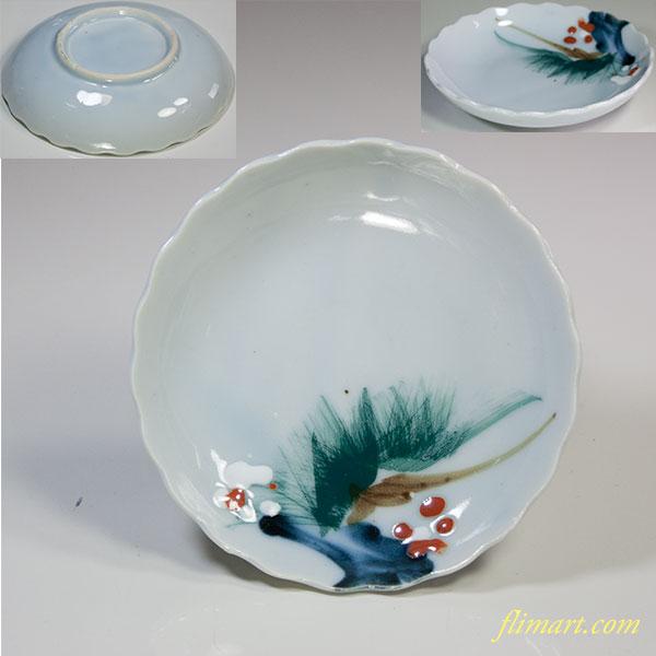 小皿W5924