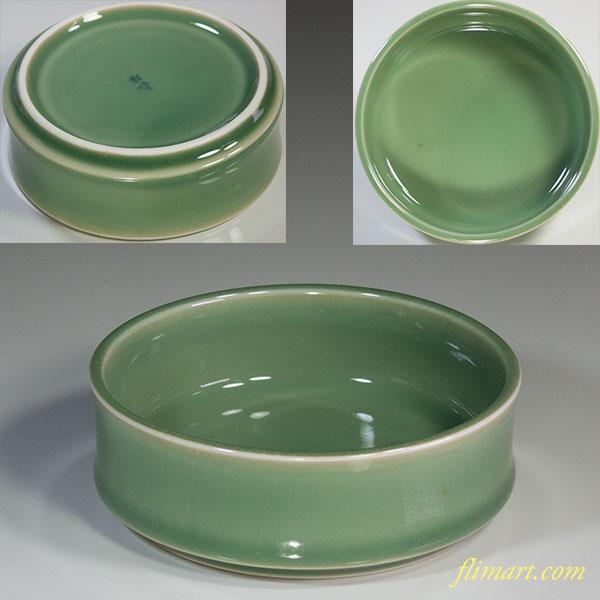 松峰青磁小鉢W5936