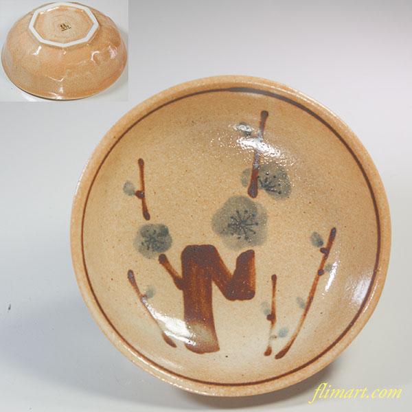 たち吉梅小鉢W6003