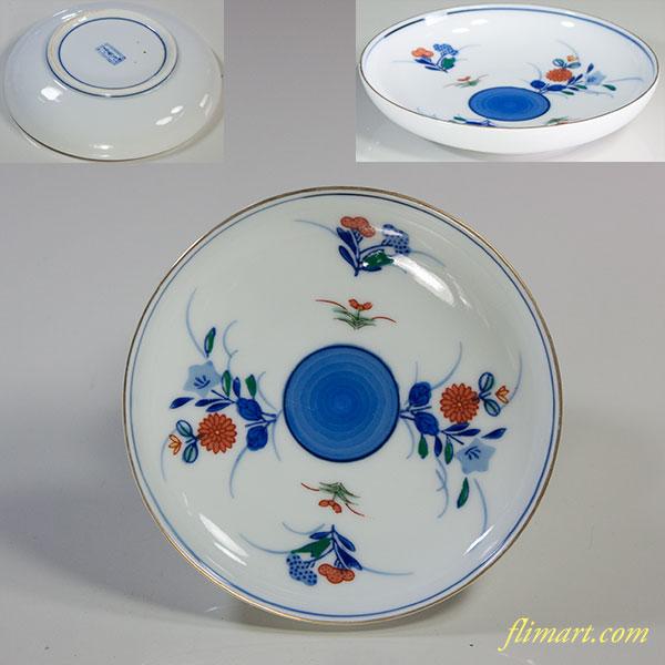清秀造豆皿W6038